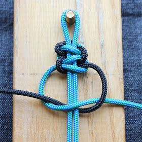 Paracord Survival Bracelet Tutorial. I saw bracelets like this for sale on an emergency preparedness site. I love the idea of having 6-10 ft of usable nylon cord on your wrist while out camping or in your 72 hour kit. Could even hang from your rear view mirror.