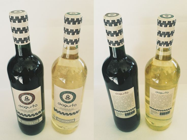 Vino Diaguita (Varietal) #Etiqueta #Label #Packaging