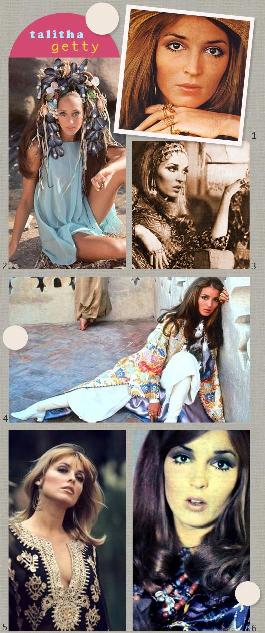 style icon // Birds of Ohio: pleased to meet you, talitha getty