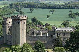 Castelo de Warwick – Wikipédia, a enciclopédia livre