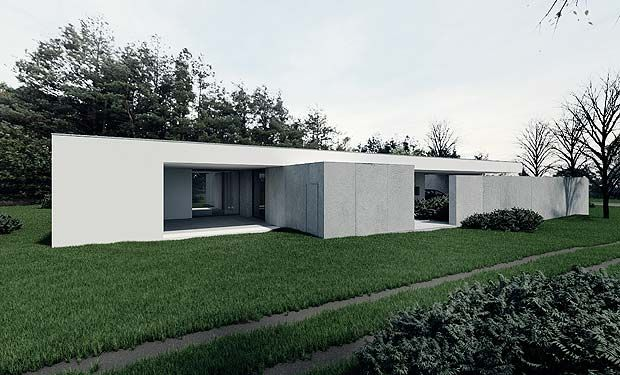 tamizo architects group . projects . architecture . cz-house pabianice. architects . architecture . interiors . buildings . design . graphics