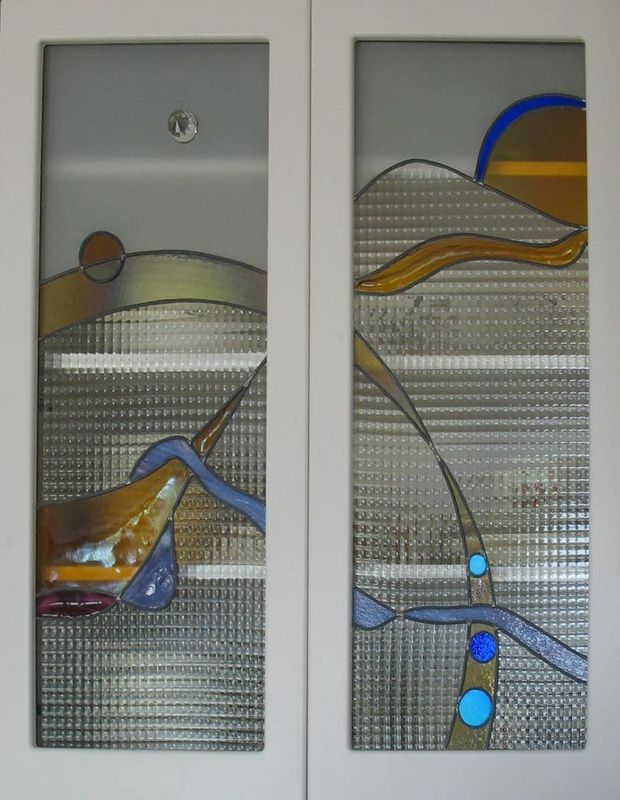 Glass Designs For Kitchen Cabinet Doors glass kitchen doors cabinets - creditrestore