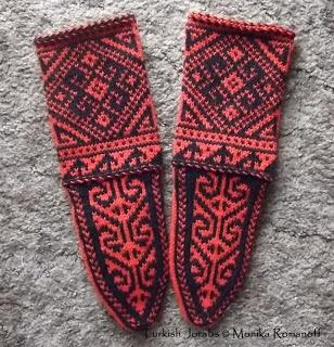 Historic Crafts: Jorabs – Ethnic Socks that travel the globe
