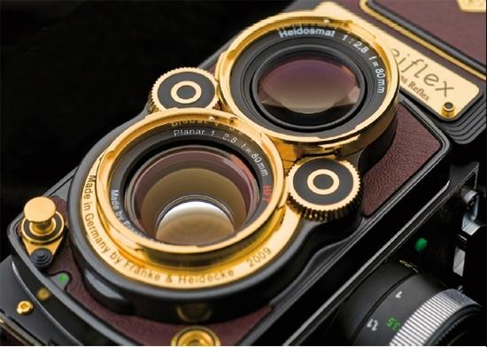 Rolleiflex Gold Edition