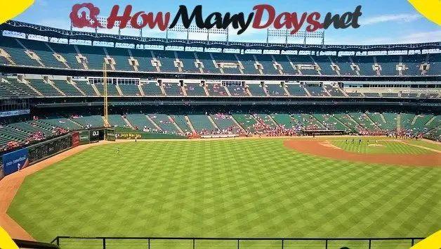How Many Days Till Baseball Opening Day 2018 How Many Days Until Baseball How Many Days Until Baseball Opening Baseball Season Baseball Major League Baseball