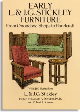 Early L. Stickley Furniture: From Onondaga Shops To Handcraft