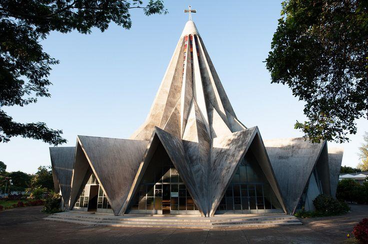 Polana Church in Maputo, Mozambique (1962)