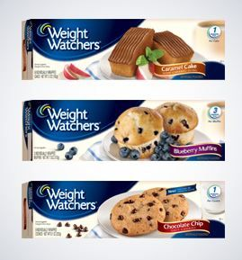 $0.55 off any (1) Weight Watchers Sweet Baked Good
