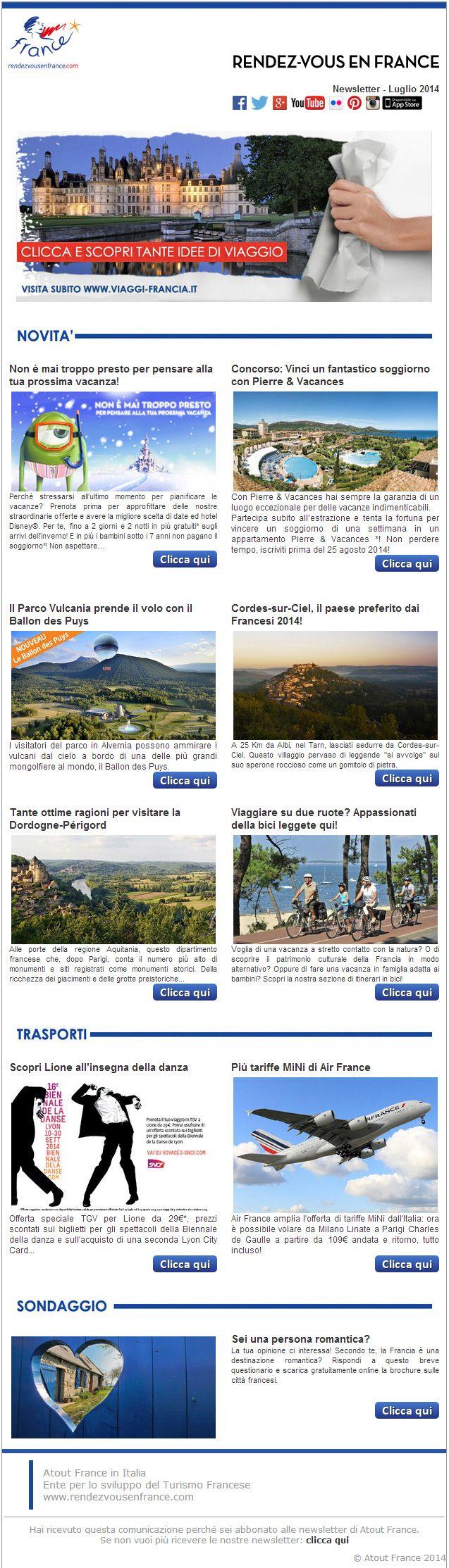30 best Le nostre newsletter images on Pinterest | Website, Party ...