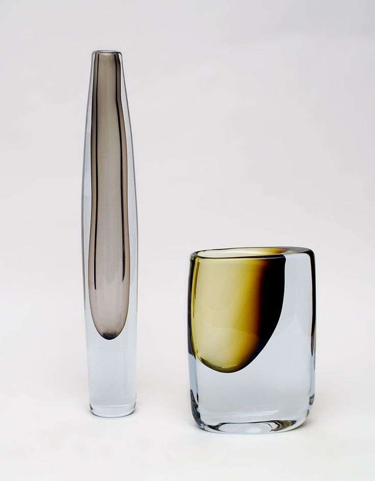 the poetry of material things - Swedish vintage glass