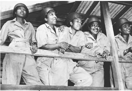 In 1941 the Army Nurse Corps began accepting African American Nurses.