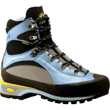 La Sportiva Trango S EVO GTX Mountaineering Boot - Women's. Best boots I've ever owned