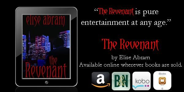 """""""If you are looking for pure entertainment at any age, then I definitely recommend picking up a copy, you won't be disappointed.""""  THE REVENANT by Elise Abram is available online wherever books are sold.   amzn.com/B00M4V19D0"""