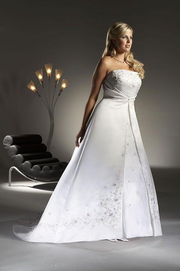58 best Wedding dresses images on Pinterest | Short wedding gowns ...