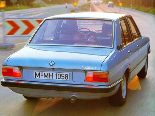 definemotorsports:  BMW 520 Sedan (E12) 197276  Ill