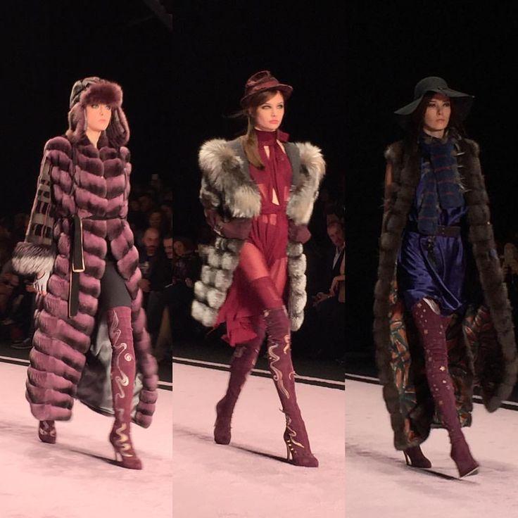 """""""Mi piace"""": 267, commenti: 3 - M A T R Y O S H K A . G (@matryoshka.g) su Instagram: """"Per l'inverno russo, """"Milano Fur Fashion Night"""" ha presentato una collezione di @rindifur che…"""""""