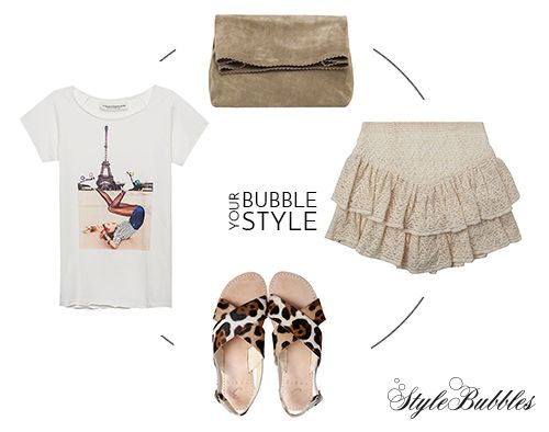 Bubble Your Summer Style with crochet & prints!  #StyleBubbles #fashion #onlineshop #shoponline