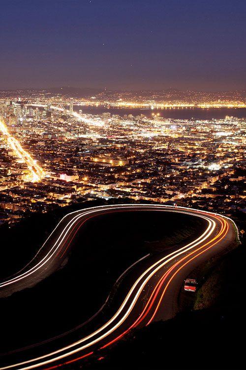 Twin Peaks - San Francisco CA