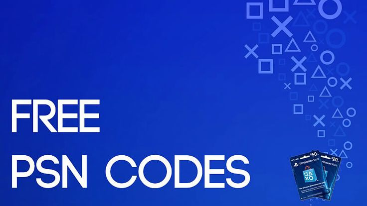 Now you can get free Psn codes without any verification