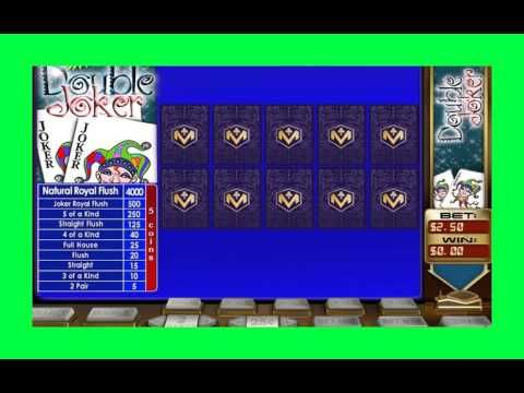 free online mobile casino joker poker