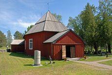 Västanfjärds gamla kyrka