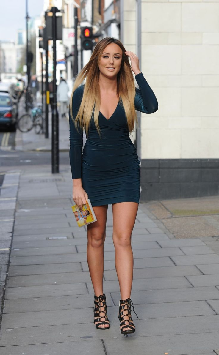 breathtakingwomen: Charlotte Crosby at the...