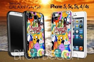 adventure time collage character iPhone Case And Samsung Galaxy Caseavailable for iPhone Case iPad Case iPod Case Samsung Galaxy Case Galaxy Note Case HTC Case Blackberry Case,were ready for rubber and hard plastic material, and also in 2D and 3D case