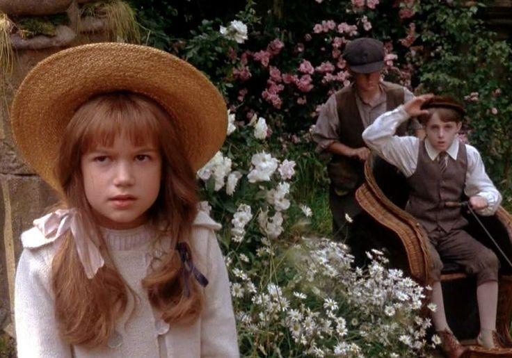 Cena do filme O Jardim Secreto