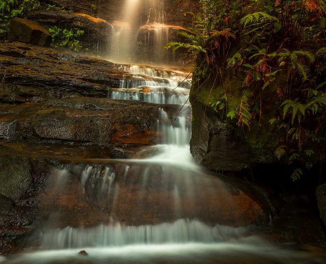 Empress Falls Water Fall