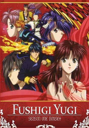 Maybe I'll finally watch this series now. My best friend was really into it once upon a time. // Media Blasters to Release Fushigi Yugi Anime on DVD   Latest News: Best Friends, Mystery Plays, Favorite Animal, Yugi Seasons, Yugi Animal, Fushigi Yugi, Animal Tv, Animal Obsession, Fushigi Ungracious