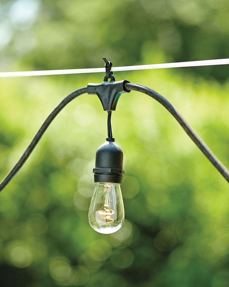 Best 25 Hanging Patio Lights Ideas On Pinterest Patio