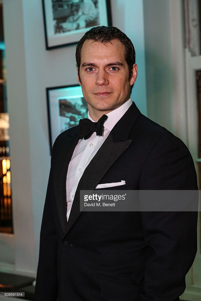 Henry Cavill attends the BAFTA Film Gala in aid of the 'Give Something Back' campaign at BAFTA Piccadilly on February 11, 2016 in London, England.