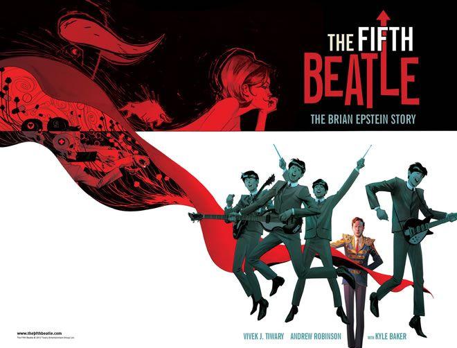 PAUL ON THE RUN: 'The Fifth Beatle' News (APRIL.2016)