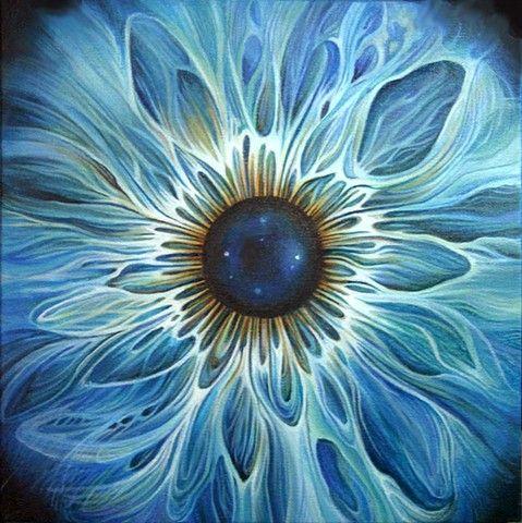 Soul Window by Alicia Hunsicker