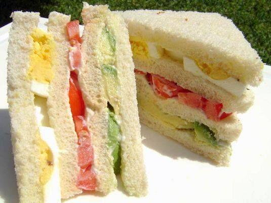 Peruvian Triple Sandwich | Gigi's Mexican Peruvian Fusion and Gigi's Latin Fusion Tortas | #Tucson #Arizona #Foodtruck
