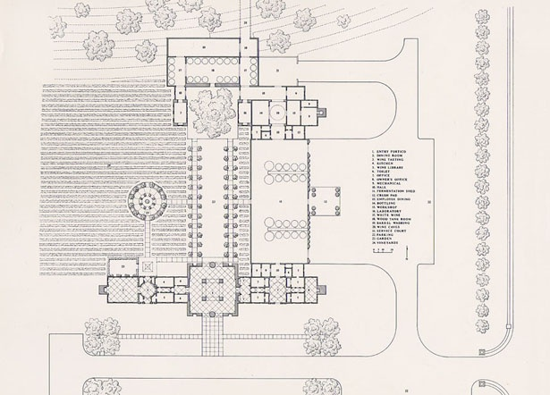 15 best michael graves images on pinterest michael o for Winery floor plans by architects