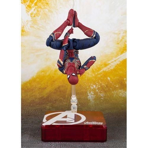 Action Figure Stand BANDAI NEW from Japan Tamashii STAGE MARVEL Ver