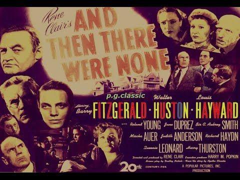 ¨And Then There Were None : HD 720p.  Ελληνικοί Υπότιτλοι cc.