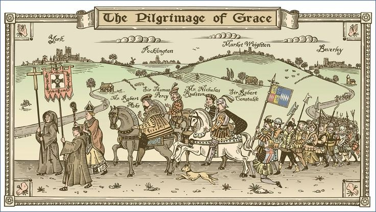 What was The Pilgrimage of Grace?(===================) My Affiliate Link (===================) amazon http://amzn.to/2n6MagF (===================) bookdepository http://ift.tt/2ox2ryU (===================) cdkeys http://ift.tt/2oUpFex (===================) private internet access http://ift.tt/PIwHyx (===================) The Pilgrimage of Grace was a rising in 1536 against Henry VIII's decision to close the monasteries of England although today it's become synonymous with several risings in…