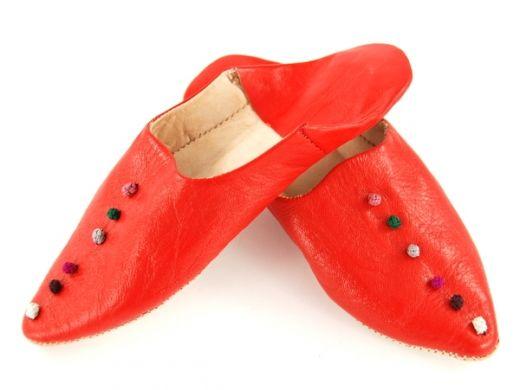 Marokańskie babusze Moroccan slippers http://www.etnobazar.pl/search/ca:babusze?limit=128