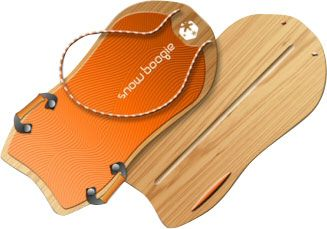 Snow Boogie 36 Inch Woody Snow Sled (saw on buy/sell site for $10, should have claimed 'next')