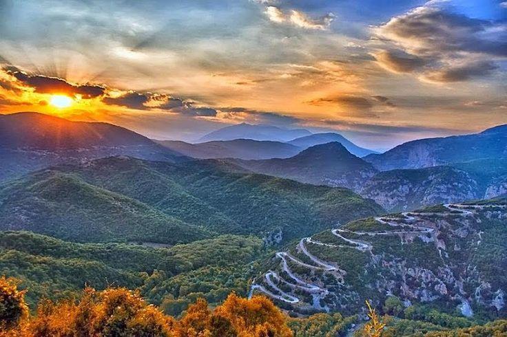 Visit Greece - Epirus - Ioannina - Zagorochoria - Aar Hotel