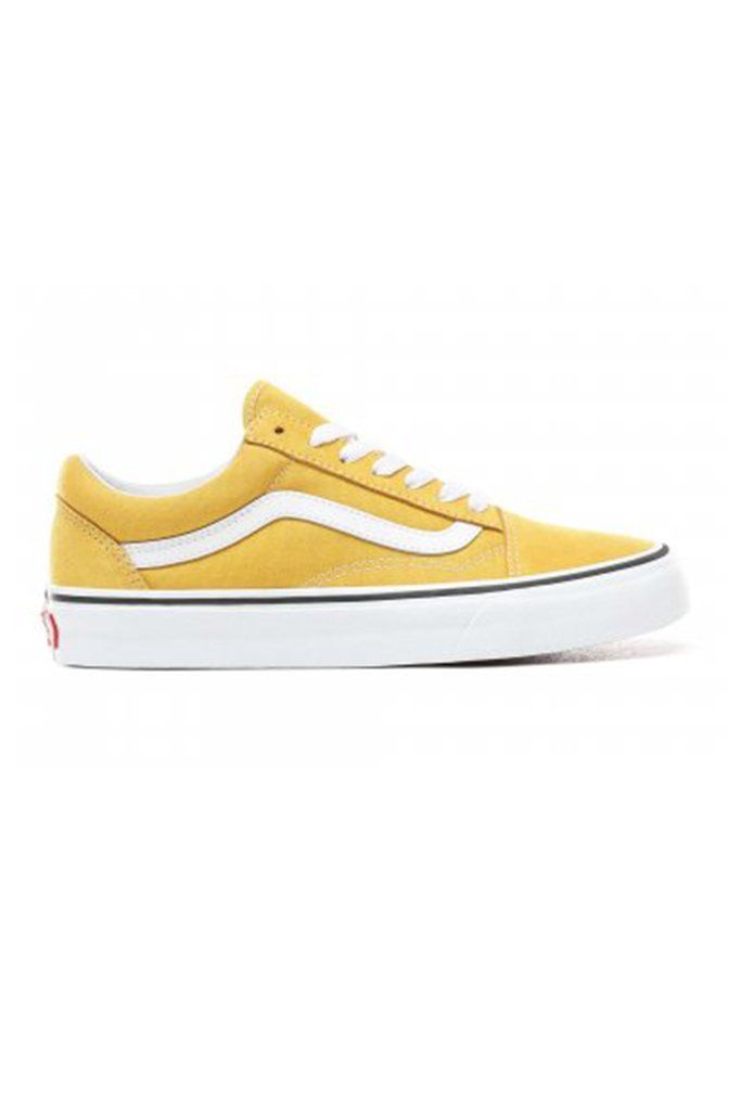 VANS OLD SKOOL Yolk Yellow / True White