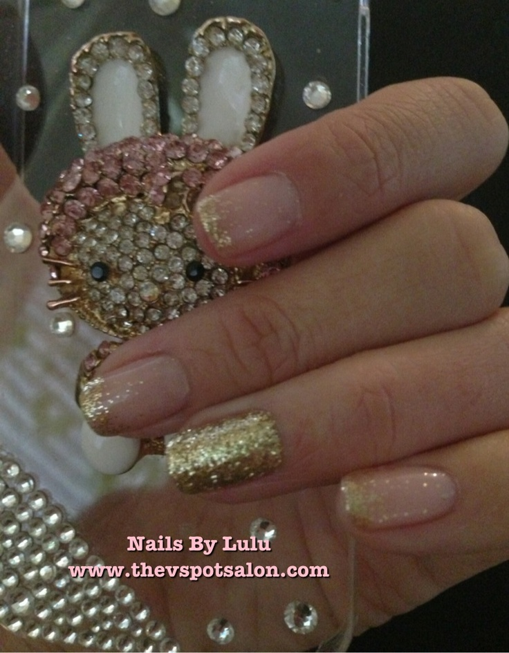 71 best classy party nails / New Years Eve images on Pinterest ...