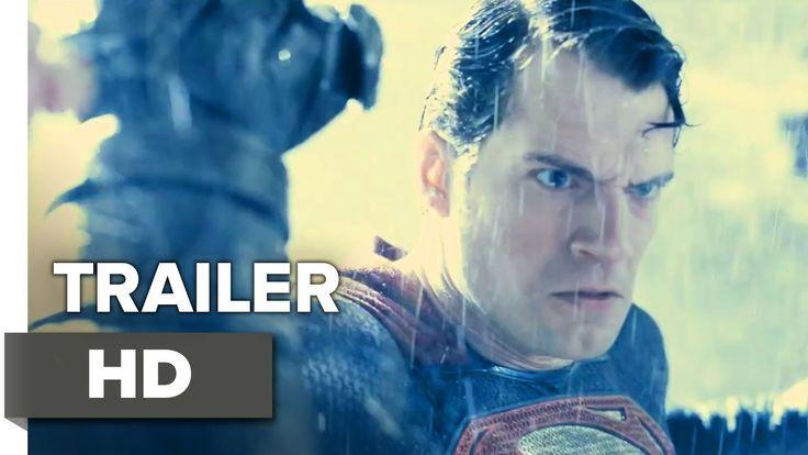 Batman vs Superman  Dawn of Justice Official Final Trailer 2016   Ben Af...