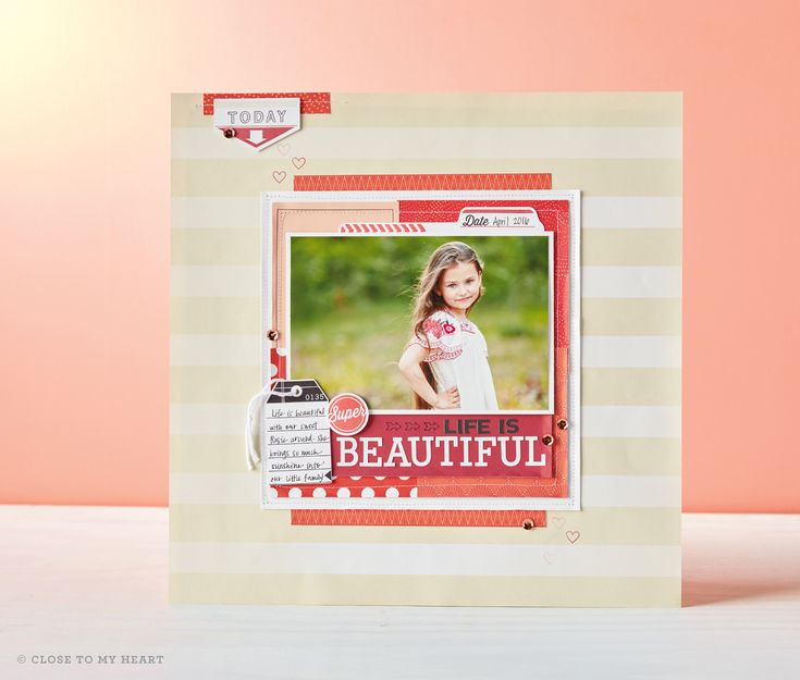 This July, Close To My Heart has released a fabulous new Stamp of the Month called From the Notebook. It features a wonderful selection of journalling boxes, tags, tabs, icons and sentiments. Use the stamps to create your own pages and mini albums! This set is perfect for cards, gift bags, tags and scrapbooking layouts. Grab it only in July 2016 for $27 or for just $7.50 when you make a purchase of $75 or more at http://scrapstampshare.ctmh.com.au