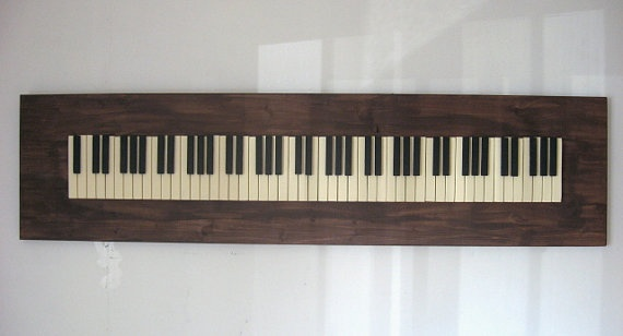 Piano Keys (Made of wood)