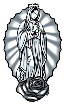 75 best catholic tattoos images on pinterest catholic catholic art and virgin mary. Black Bedroom Furniture Sets. Home Design Ideas