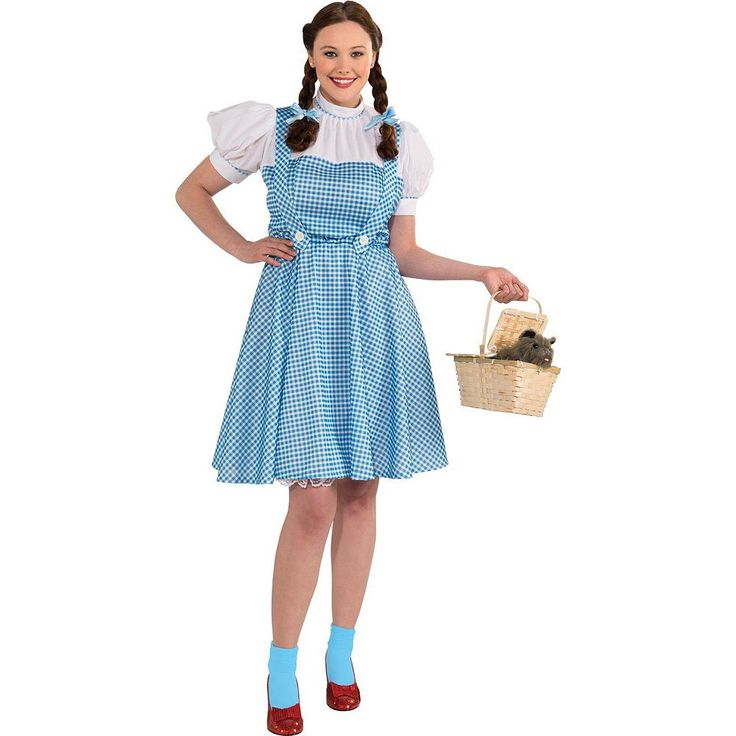 Plus Size Wizard of Oz Dorothy Costume - Adult Plus, Women's, Multicolor