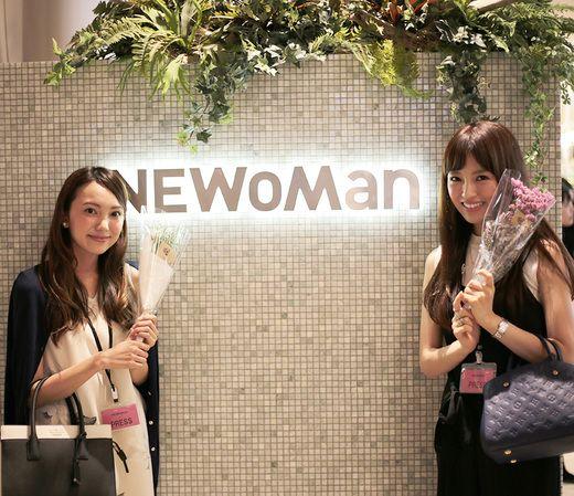 AneCan読者が行く!新宿「ニュウマン」のスペシャルイベントで秋物探し